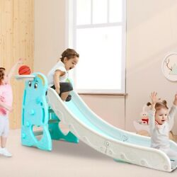 Toddler Climber Play Slide Set Kids Playground Child Play Set Toy Indoor Outdoor $59.99