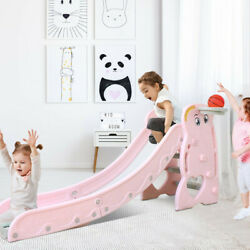 Toddler Climber Play Slide Set Kids Playground Play Set Toy Indoor Outdoor $59.99