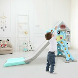 Toddler Climber Play Slide Set Kids Playground Play Set Toy Indoor Outdoor US $49.99