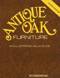 Antique Oak Furniture – Tables Chairs Buffets Bedroom Sets Etc. Book Values $19.95