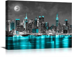 Black And White Canvas Wall Paintings Wall Art Wall Decor Pictures For Bedroom $24.91