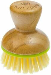 Bubble Up Dish Brush with Bamboo Handle by Full Circle Green $9.11