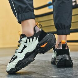 High Quality Running Shoes Men Breathable Sneakers Air Cushion Trainers Sports $25.00