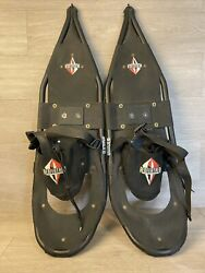 """Redfeather Blackhawk Snowshoes Snow Hike Winter Spike Shoes 30""""x9"""" $49.99"""