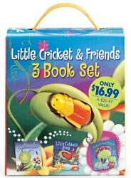 LITTLE CRICKET AND FRIENDS NOVELTY PACK By Reader#x27;s Digest **BRAND NEW** $38.95