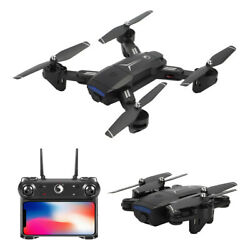 2000mAh Wifi Drone Quadcopter HD Camera Aircraft Foldable Selfie Toy 3D Flip US $79.36