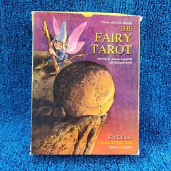 The Fairy Tarot Kit Cards Created by Lo Scarabeo $107.99
