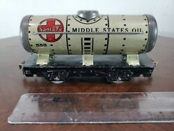 Vintage Train Toy Locomotive Made in USA $18.00
