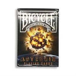 Bicycle Stargazer Asteroid Space Deck of Playing Cards