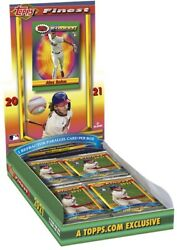 2021 Topps Finest Flashbacks Single Cards You Pick Complete Your Master Set $9.99