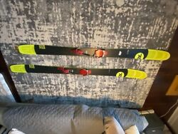 Backcountry Ski package telemark skis and bindings skins boots $180.00