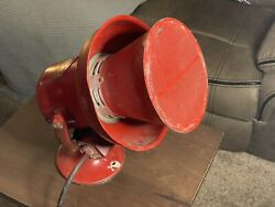 Vintage Federal Sign and Signal Corp Civil Defense Siren $205.95