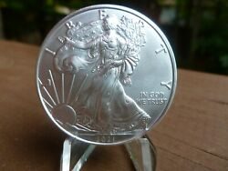 2021 American Silver Eagle Type 1 #91 $45.00