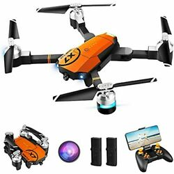 RC Drone with Camera for Adults WiFi 1080P HD Camera FPV Live Video $118.50