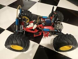 Vintage 80s Tamiya Blackfoot RC with With Upgrades Parma Sport Tuned Motor $350.00