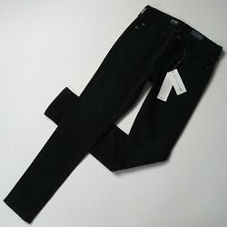 NWT AG Adriano Goldschmied Prima in Rhode Blue Mid Rise Cigarette Jeans 25 $62.00