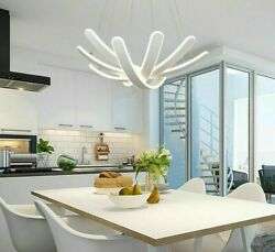 Ceiling Dimmable Lamp Lights Modern Hanging Pendants With Remote Control Fixture $191.57