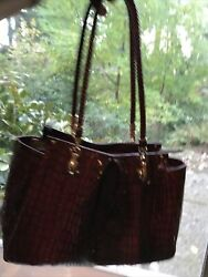 M.C. ruby purse large with pockets $15.00