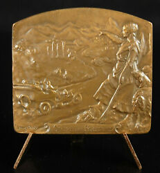 Medal Hiking for Cars Of Tourism Cup Of Pyrenean Louis Oury $134.02