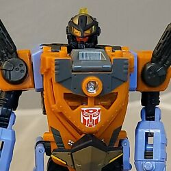 Transformers Energon Command Class: LANDMINE from 2004 COMPLETE $39.99