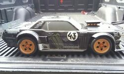 ZD RACING EX07 6S HOONIGAN 1 7 SCALE RC with 150A HOBBYWING ESC amp; 29T SPEED GEAR $575.00