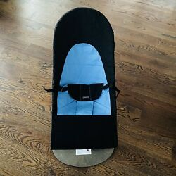 Baby Bjorn Bouncer Replacement Seat Cove Only Fast 🇺🇸 US Ship Black Blue $22.80