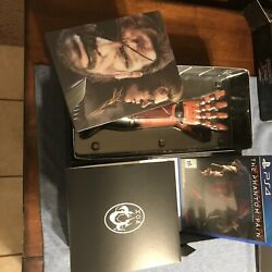 Metal Gear Solid V: The Phantom Pain Collector#x27;s Edition Sony PlayStation 4 $160.00