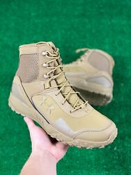 Under Armour UA Valsetz RTS 1.5 Mens Tactical Boots Brown 3021034 200 NEW Multi $100.00