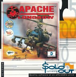 APACHE LONGBOW HELICOPTER SIMULATOR PC New amp; Sealed GBP 2.49