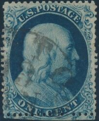 #19 TYPE 1a USED W LIGHT CORNER CREASE & PERF FAULTS PF CERT CV $10000 WL262