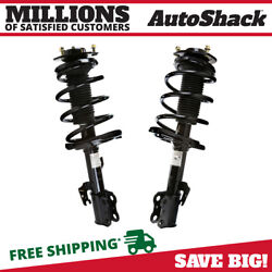 Pair Complete Front Struts Assembly Fits 2007-2011 Toyota Camry 2.4-2.5L