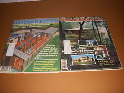 Workbench Magazine 1978 1979 Manufactured Homes American Windsor Chair!