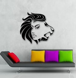 Wall Stickers Vinyl Decal Woman Leo Modern Decor for Room Home ig713 $29.99