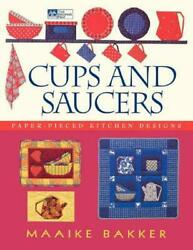 Cups and Saucers: Paper Pieced Kitchen Designs: Paper Pieced Kitchen Designs quot;Pr $28.64
