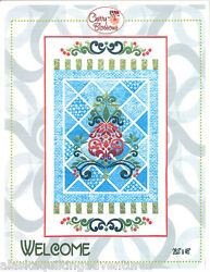 Quilt Pattern WELCOME by Cherry Blossom $7.19
