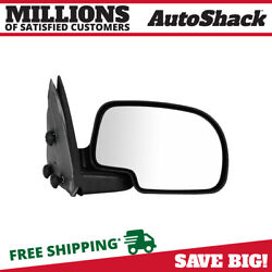 Manual Folding Right Side View Mirror Fits 99-2006 2007 Chevrolet Silverado 1500
