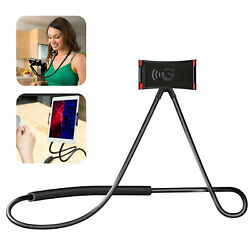 Universal Neck Cell Phone Holder Lazy Bracket Hand Free Stand For iPhone Android $9.48