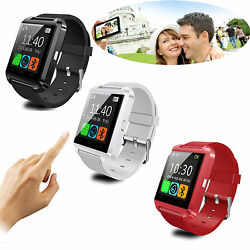 LCD Wireless Bluetooth Sports Smart Watch For Motorola Samsung S9 Note 9 LG G7