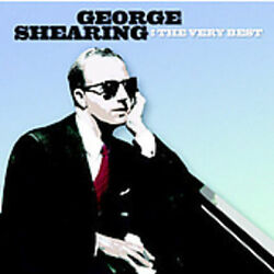 CD The Very Best of George Shearing Capitol Excellent Condition With Booklet