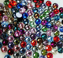 Genuine Swarovski Crystals Vaious Colors in ss9 $7.99