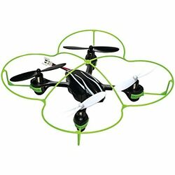 2.4GHz 4 Channel Mini UFO Quad Copter Drone with Protective Frame 3 Speeds $54.99
