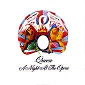 Queen : Night at the Opera Rock 1 Disc CD $6.60