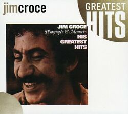 Jim Croce : Photographs & Memories: His Greatest Hits CD