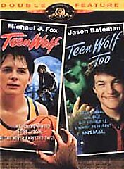 Teen Wolf amp; Teen Wolf Too DVD