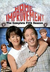 Home Improvement: The Complete Fifth Season [New DVD] Repackaged $16.23