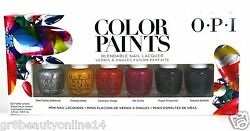 OPI Colors Paints Mini Kit quot;NEWquot; buy 2 get 3 instead of 2 Free Shipping USPS $9.90