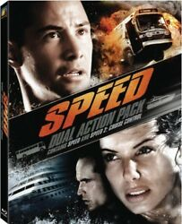 Speed  Speed 2 [New Blu-ray] 2 Pack Ac-3Dolby Digital Dolby Digit $16.52