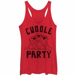 Dinsey Pixar Finding Dory Cuddle Party Juniors Tank Top Shirt $32.52