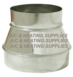 Single Wall Metal Reducer Increaser for Duct Other purpose. $25.99