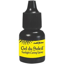 Gel Du Soleil Sunlight Curing Epoxy-.90ml. Delivery is Free